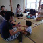 6/26(月) わらべうたと小さな手作り工作