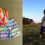 7/13(木) 「nuinuiワークショップ 手ぬぐいで子どもズボンを作ろう♪」