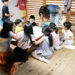 学童保育『ふかふか』の習い事紹介ー英語
