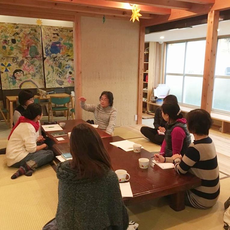女子会、開催しました。