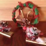 12/1(土) プレーリーダーと遊ぼう〜クリスマス飾りを作ろう〜