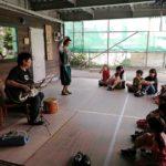7/31(水) おどるなつこのタップダンス!音楽セッション